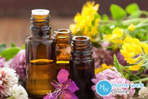 ¿Qué aceites esenciales son buenos para la piel?
